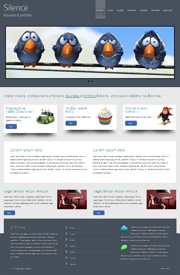 Tvorba web stránok zadarmo - www stránky za 5 minút ed96c5b9c58